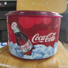 Coleccionismo de Coca-Cola y Pepsi: CUBITERA VINTAGE PUBLICIDAD COCA COLA. Lote 267236689