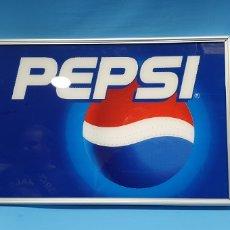 Coleccionismo de Coca-Cola y Pepsi: CARTEL LUMINOSO - PEPSI. Lote 268585259