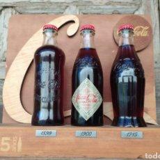Coleccionismo de Coca-Cola y Pepsi: COCA-COLA 125 AÑOS. Lote 269290443