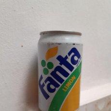 Coleccionismo de Coca-Cola y Pepsi: LATA DE FANTA LIMON LLENA. Lote 272147868