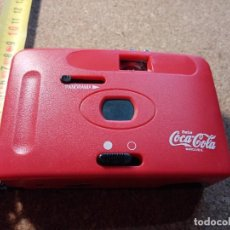 Colecionismo de Coca-Cola e Pepsi: CAMARA FOTOS COCA COLA. Lote 274708628