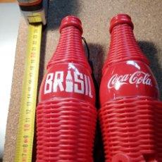 Colecionismo de Coca-Cola e Pepsi: MARACAS COCA COLA BRASIL. Lote 274709113