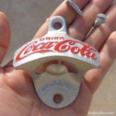 Coleccionismo de Coca-Cola y Pepsi: ABRIDOR BOTELLAS COCA COLA STARR X , EN CAJA SIN USAR. Lote 274813093
