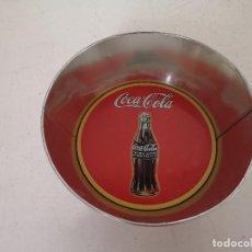 Collectionnisme de Coca-Cola et Pepsi: CUBO O CUBITERA CON PUBLICIDAD DE COCACOLA DE METAL, CANTINA MARIACHI, UNOS 24 CMS. DE DIÁMETRO. Lote 276366958