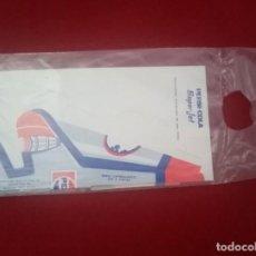 Coleccionismo de Coca-Cola y Pepsi: PEPSI-COLA SUPER-JET AVION PROMOCIONAL DE CARTON AÑOS 70S PRECINTADO. Lote 277279848