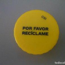 Coleccionismo de Coca-Cola y Pepsi: TAPON ROSCA FANTA LIMON (2021). Lote 277753768