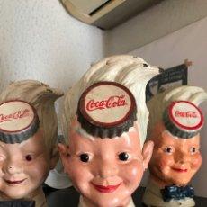 Coleccionismo de Coca-Cola y Pepsi: SPRITE BOY - HUCHA COCA COLA. Lote 277833323