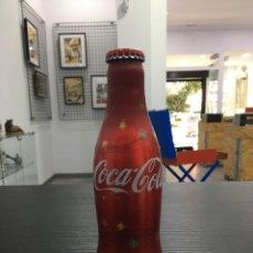 Coleccionismo de Coca-Cola y Pepsi: BOTELLA NAVIDAD COCA COLA DINAMARCA. Lote 287426368