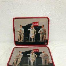 Coleccionismo de Coca-Cola y Pepsi: BANDEJAS COCA-COLA. Lote 287942418