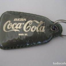 Coleccionismo de Coca-Cola y Pepsi: ANTIGUO LLAVERO BEBA COCA - COLA. Lote 290136618