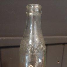 Coleccionismo de Coca-Cola y Pepsi: ANTIGUA BOTELLA DE CRISTAL DE COCA COLA VACIA. Lote 295626623