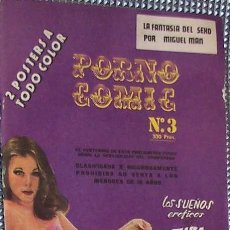 Cómics: PORNO COMIC Nº 03 - 1981 (COMIC ERÓTICO DE CALIDAD). Lote 10623143