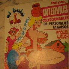 Cómics: REVISTA DE HUMOR EROTICO EL BOLO Nº 13. Lote 27443500