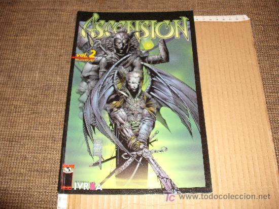 COMIC TERROR GOTICO SUPERHEROES IVREA: ASCENSION VOL. 2 JFA (Coleccionismo para Adultos - Comics)