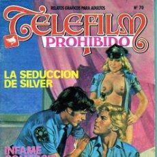 comic erotico - teleflim n 70 infame comercio -