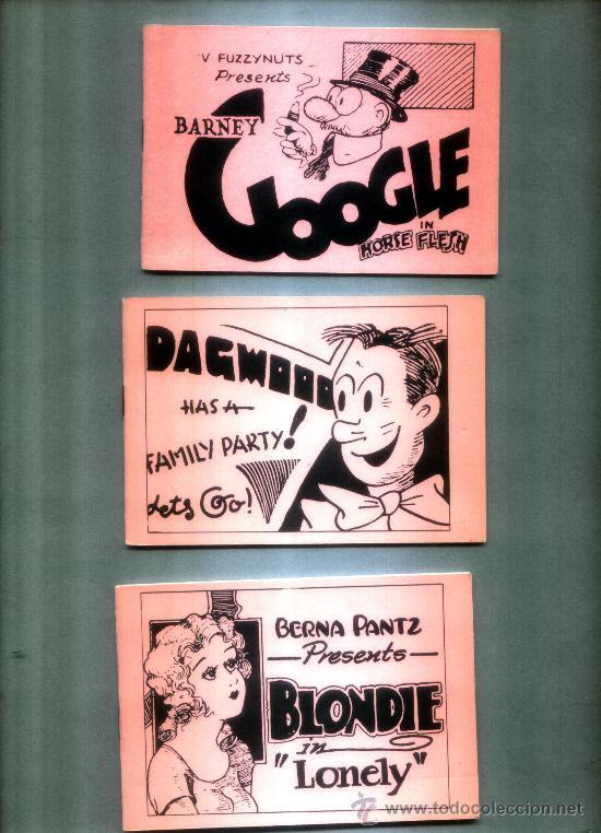 3 COMIC ERÓTICO / PORNO EN VIÑETAS. SOLO ADULTOS. USA AÑOS 80 (Coleccionismo para Adultos - Comics)