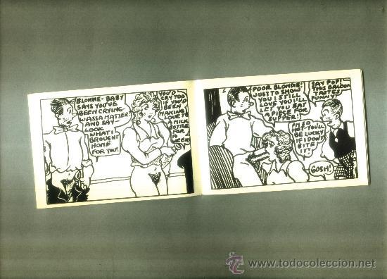 Cómics: 3 Comic Erótico / Porno En viñetas. Solo Adultos. USA Años 80 - Foto 3 - 26298349
