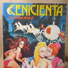 Cómics: COLECCION COMPLETA COMICS EROTICO, LA CENICIENTA, EDICIONES ACTUALES, 1976, VASCELLO (ITALIA). Lote 22457795
