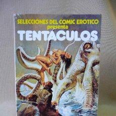 Cómics: COMIC, SELECCIONES DEL COMIC EROTICO, SANDOKAN, EDICIONES ACTUALES, 1977. Lote 26550007