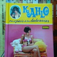 Cómics: KAHLO EN EL PAÍS DE LAS DADANOIAS, DE MARTA CASTRO SUÁREZ. Lote 29689321