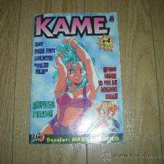 Comics: KAME - Nº4 DRAGON BALL + DOSSIER MANGA EROTICO (INTERIOR) - AÑO 1995. Lote 31287610