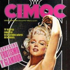 Comics: CIMOC (ESPECIAL Nº6, EROTISMO Y GLAMOUR)) - CJ193. Lote 31543363