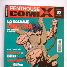 Cómics: PENTHOUSE COMIX.Nº22. Lote 31552025