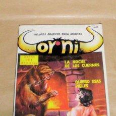 Cómics: ERÓTICO EXTRA 1 - CORNIS 1 2 - GOL DRAQUE 1 2 - ED ASTRI - RELATOS GRÁFICOS PARA ADULTOS. Lote 33414055