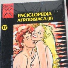 Cómics: COMIC PARA ADULTOS: COLECCIÓN X, Nº17 : ENCICLOPEDIA AFRODISIACA II (LUCQUES). Lote 35680830