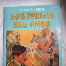 Comics: LAS PERLAS DEL AMOR. BIBLIOTECA TOTEM. LEVIS & LEROI. COMIC EROTICO. Lote 35908928