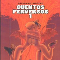 Fumetti: CUENTOS PERVERSOS Nº 1 - EDITA : DIBBUKS. Lote 40046429