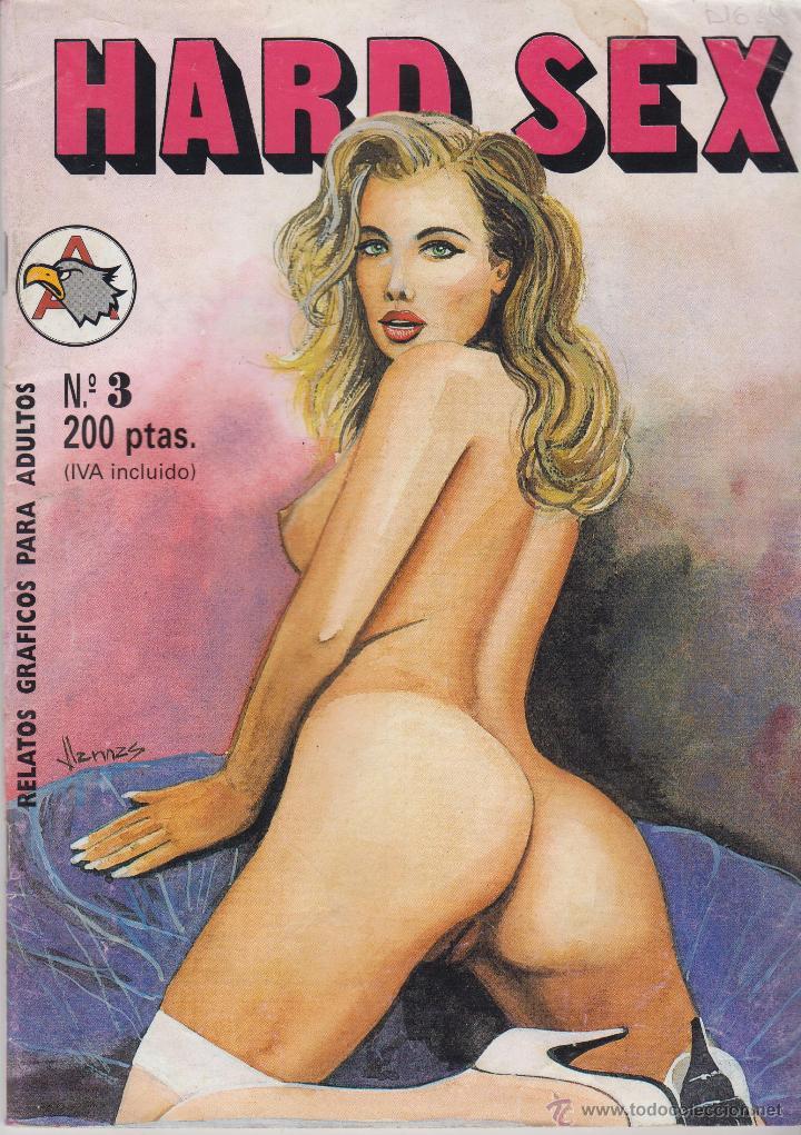 COMIC - HARD SEX - Nº 3 EDITORIAL ASTRI 1997 (Coleccionismo para Adultos - Comics)