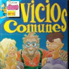 Cómics: EL CUERVO Nº 7 LA SAGA DE LOS MARTINEZ, PORTADA EN RUSTICA, EDITORIAL IRU EN MUY BUEN ESTADO EN GEN. Lote 47764748