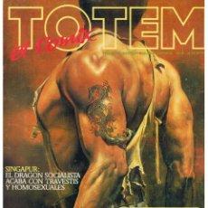 Comics: TOTEM. EL COMIX. Nº 3. TOUTAIN (B/A48). Lote 49022619