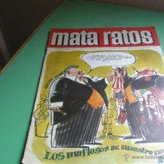 Cómics: REVISTA MATA RATOS,AÑO 1970. Lote 50470071