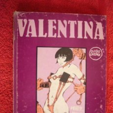 Cómics: GUIDO CREPAX: - VALENTINA - (BARCELONA, LUMEN, 1977) (PRIMERA EDICION ESPAÑOLA). Lote 51524230