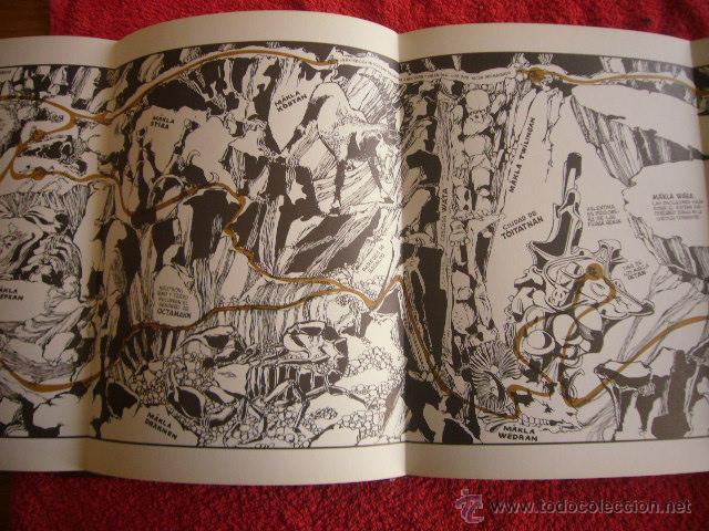 Cómics: GUIDO CREPAX: - VALENTINA - (BARCELONA, LUMEN, 1977) (PRIMERA EDICION ESPAÑOLA) - Foto 3 - 51524230