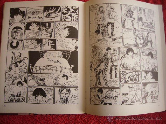 Cómics: GUIDO CREPAX: - VALENTINA - (BARCELONA, LUMEN, 1977) (PRIMERA EDICION ESPAÑOLA) - Foto 4 - 51524230