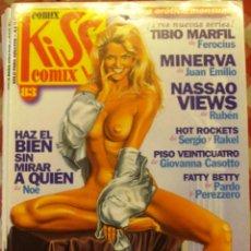 Cómics: COMIC EROTICO KISS BN COLOR NUMERO 83. Lote 52498625