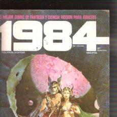 Cómics: 1984 GEORGE ORWELL - COMIC ------- (REF PECL). Lote 53684278
