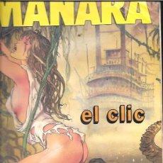 Cómics: MANARA - EL CLIC - ED. TOTEM COMICS -REFM1E3. Lote 58066697