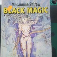 Cómics: BLACK MAGIC - N 3 DE 4 - MASAMUNE SHIROW - NORMA EDITORIAL -REFM1E3. Lote 58070113