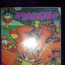 Cómics: REVISTA PARA ADULTOS MAKOKI. Lote 70419437