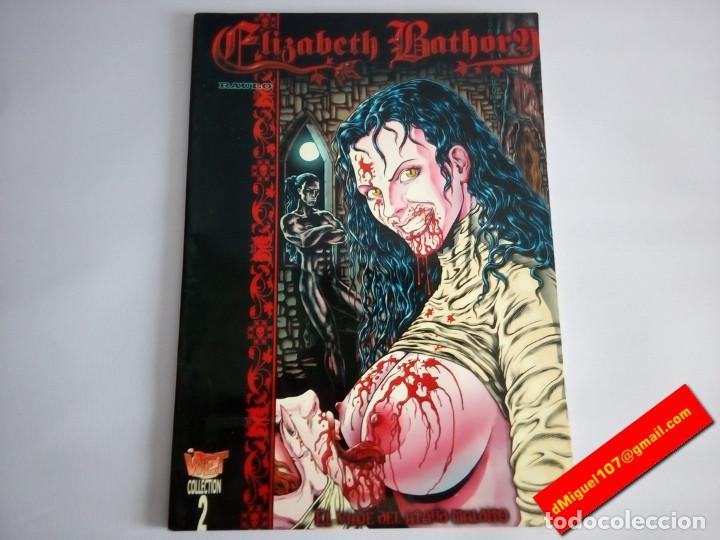 ELIZABETH BATHORY: EL VIAJE DEL ATAUD MALDITO - COLECCIÓN WET COMIX 2 - RAULO (Coleccionismo para Adultos - Comics)