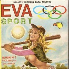Comics: EVA SPORT RELATOS GRAFICOS PARA ADULTOS. Lote 81155096