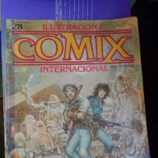 Cómics: COMIC TOUTAIN ILUSTRACION COMIX INTERNACIONAL - N 28 ---REFSAMUMEES6. Lote 82141156