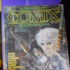 Cómics: COMIC TOUTAIN ILUSTRACION COMIX INTERNACIONAL - N 21 --REFSAMUMEES6. Lote 82141180