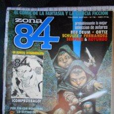 Cómics: COMIC CIENCIA FICCION TOUTAIN ZONA 84 - N 79 - CON SERPIERI ---REFSAMUMEES6. Lote 82141252