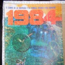 Cómics: COMIC CIENCIA FICCION TOUTAIN 1984 - N 21 - ALEX NIÑO ---REFSAMUMEES6. Lote 82141276