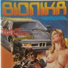 Comics: BIONIKA ALBUM - RELATOS GRAFICOS PARA ADULTOS. Lote 93134620